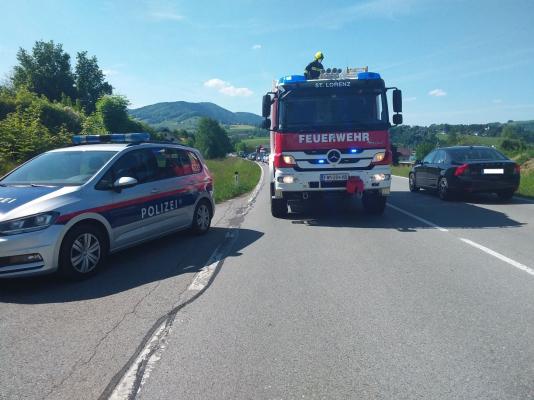 Verkehrsunfall Schwarzindien am 04.06.2021