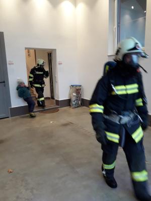 Leistungstest für Atemschutzträger (Finnentest) erfolgreich am 04.10.2019